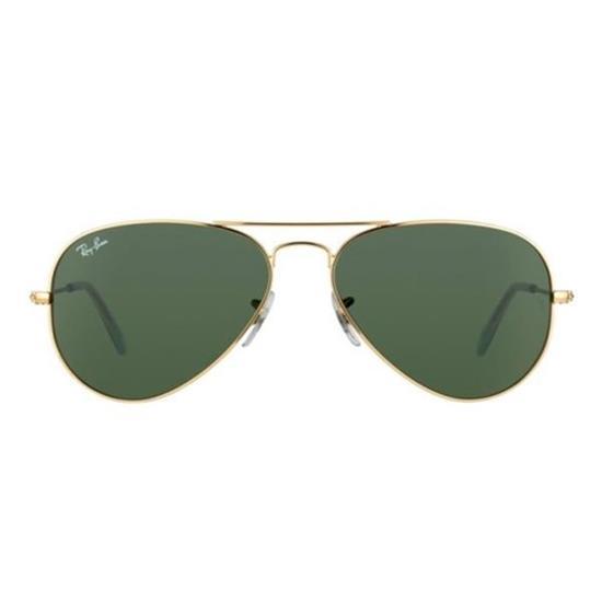 0d5923a30da4f Óculos de Sol Ray Ban Aviador Pequeno RB3025L-W3234