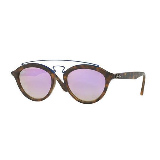 a76457d62 Óculos de Sol Ray Ban | Óculos de Sol Ray Ban Gatsby RB4257-6266B0 53