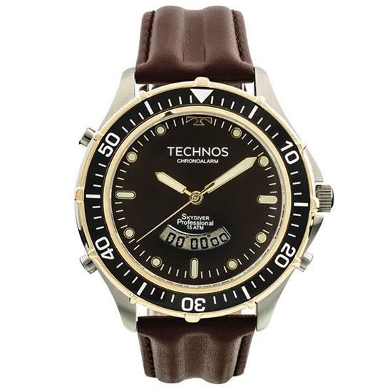 619663ad72a43 Relógio Technos Masculino Skydiver T205IX 0P