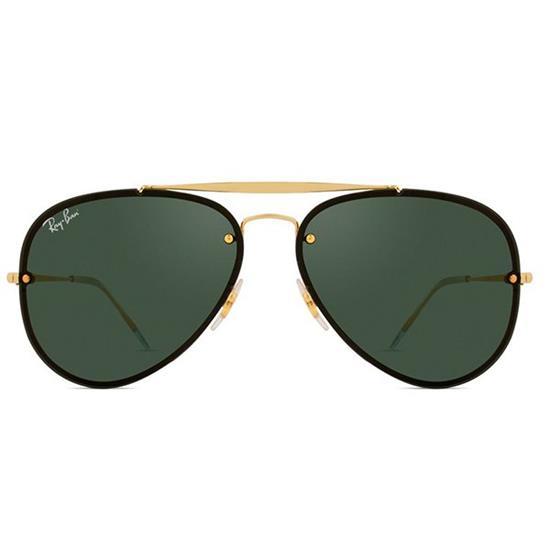 425afa6bb2d75 Óculos de Sol Ray Ban Blaze Aviador RB3584N-905071 61