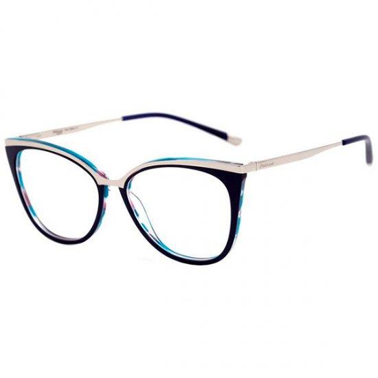 59926b0770144 Óculos de Grau Ana Hickmann HI6061-H02