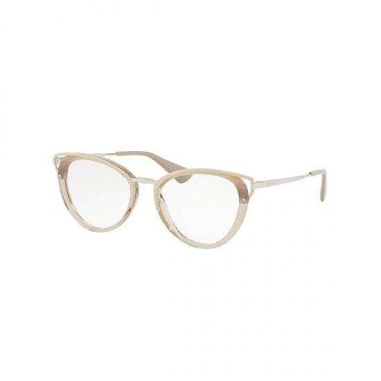 e13bdded24cb7 Óculos de Grau Feminino Prada PR53UV-LKA1O1 52