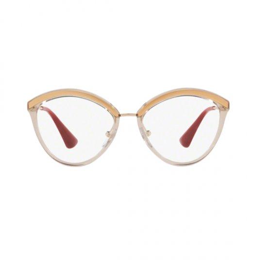 b271a970b29a6 Óculos de Grau Prada PR14UV-KNG1O1 52