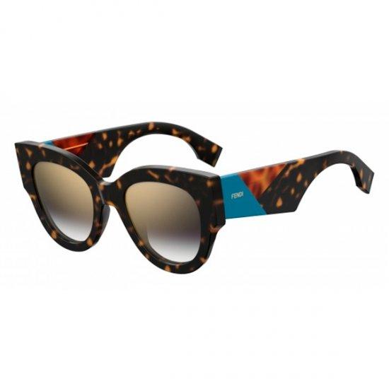 69bbfc1323bbb Óculos de Sol Fendi FF 0264 S-086
