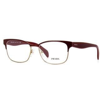 6d99e0eb8ad98 Óculos de Grau Prada PR65RV-UAN1O1 53