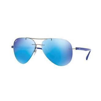 6badac78aba8a Óculos de Sol Ray Ban Aviador RB8058-004 5559