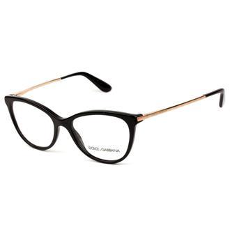 393be00fa5f7c Óculos de Grau Feminino Dolce   Gabbana DG 3258 501