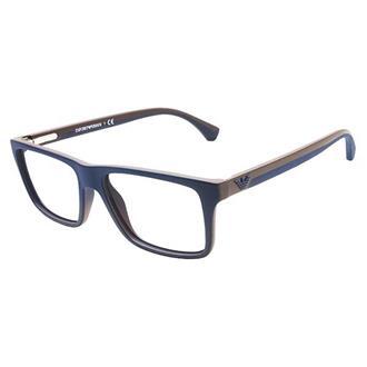 125a32c8c46fb Óculos de Grau Emporio Armani EA3034-5230 55