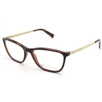 63120768f3603 Óculos de Grau Armani Exchange AX3028L-8037 53