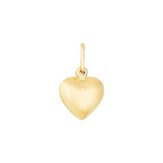 438f57f1120e2 Pingente Coração em Ouro 18k