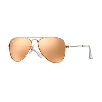 ec8c240db59b1 Óculos de Sol Ray Ban Junior Aviador RJ9506S-249 2Y 50