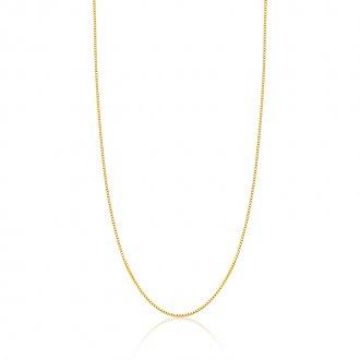 Corrente Veneziana 50cm em Ouro 18k cbe8b77a6f0c0
