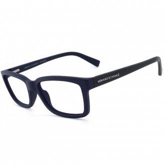 dedea0280 Óculos de Grau Armani Exchange AX3022L-8157 54