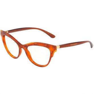 3c67aedccdc45 Óculos de Grau Dolce   Gabbana DG3313-3212 52