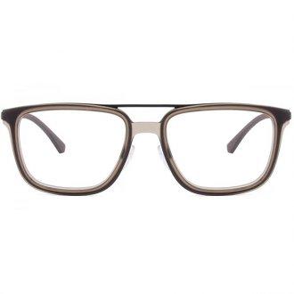 9d4d50e12a3de Óculos de Grau Emporio Armani EA1073-3001 54