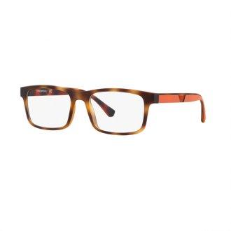 92f54d2029c35 Óculos de Grau Emporio Armani EA3130-5089 55