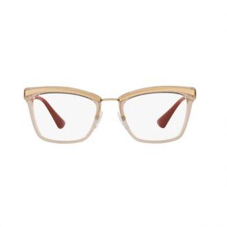 73d5c022e1bb9 Óculos de Grau Prada PR15UV-KNG1O1 50