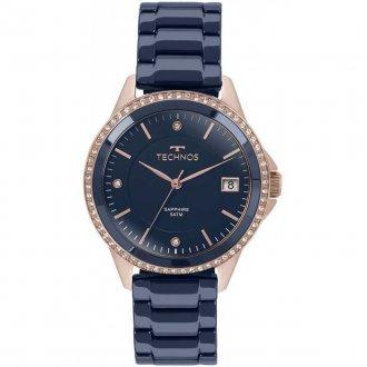 8b5aaa78134db Relógio Technos Elegance Ceramic 2315KZT 4A