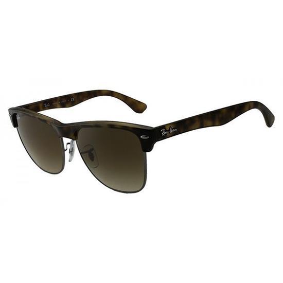 Óculos de Sol Ray Ban   Óculos de Sol Ray Ban Clubmaster RB4175 57 237af010a5