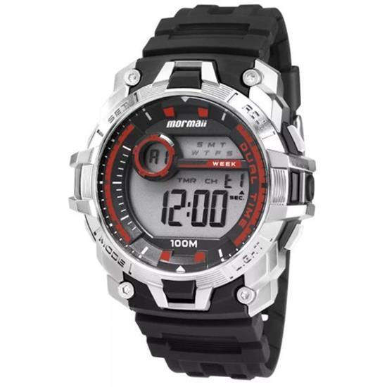 1e3ada7a0d2f1 Relógio Masculino Mormaii   Relógio Mormaii Acqua MO11270AB 8R