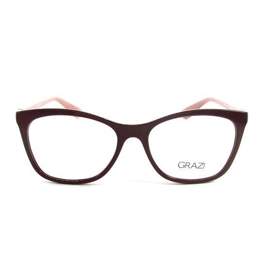 89af46b864ec0 Óculos de Grau Grazi Massafera