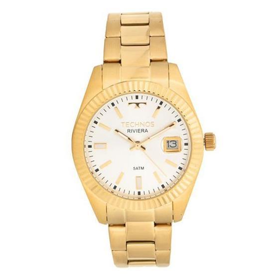 c47921a06bb48 Relógio Technos Riviera 2115KTR 4K