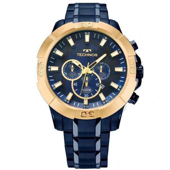 e629327919e Relógio Technos Legacy JS26AF 4A