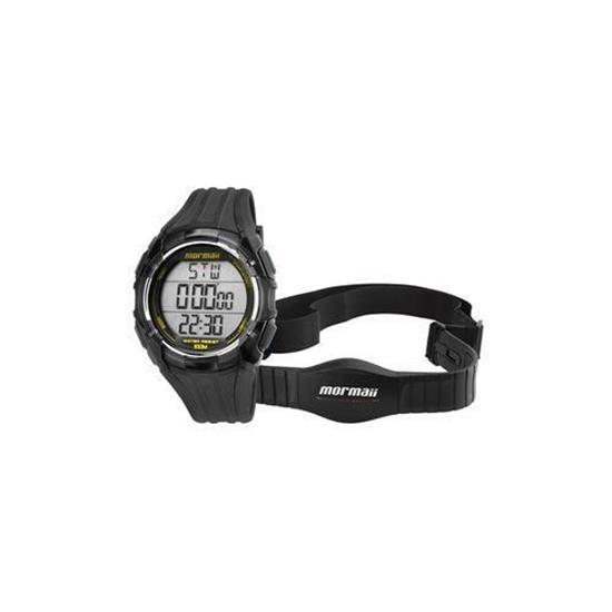 Relógio Masculino Mormaii   Relógio Mormaii Monitor Cardíaco MO11558A 8A 084c796498