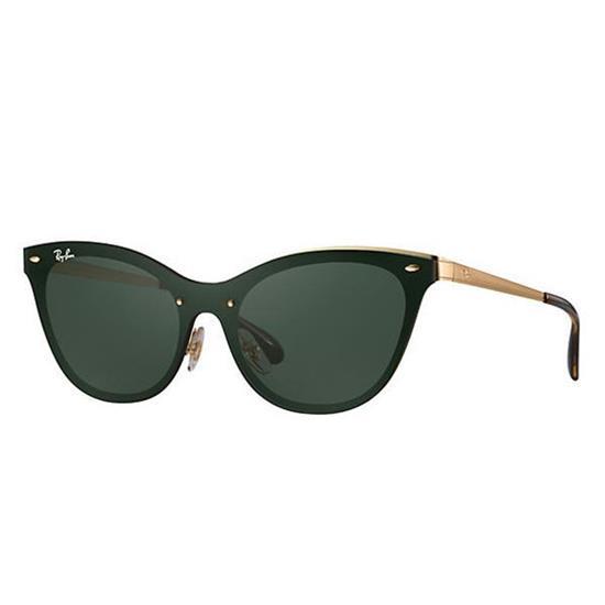 e807391dfbd27 Óculos de Sol Ray Ban   Óculos de Sol Ray Ban Blaze Cat Eye RB3580N ...