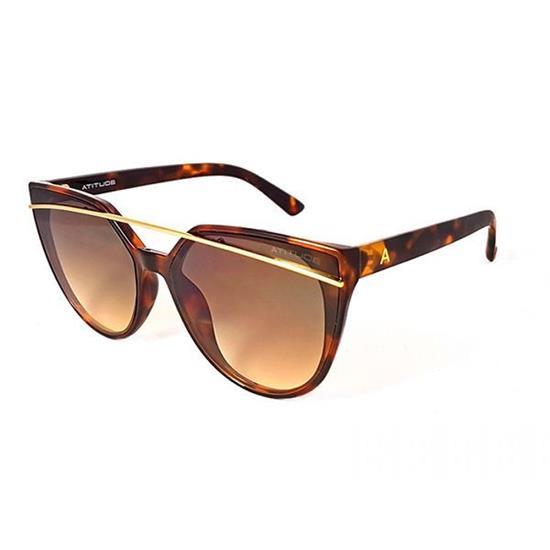 c6ca0fc176651 Óculos de Sol Atitude   Óculos de Sol Atitude AT5346-G21