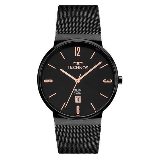 0d616e44e9e Relógio Technos Slim GM10YJ 4P