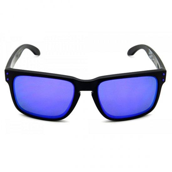Óculos de Sol Masculino Oakley   Óculos de Sol Oakley Holbrook OO9102-26 b504b6ba83
