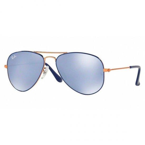 Óculos de Sol Ray Ban Junior Aviador RJ9506S-264 1U 50 254f8bd779