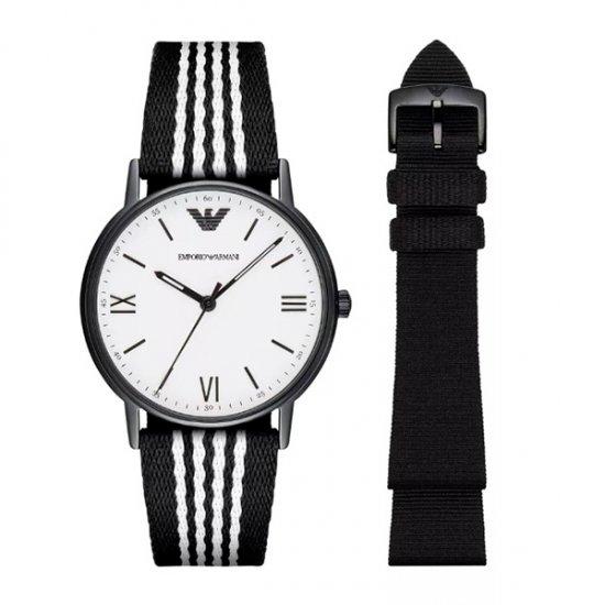 Relógio Masculino Empório Armani   Relógio Emporio Armani Kappa ... c7dc349979