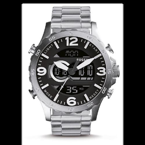 2a99e39e3f8a5 Relógio Masculino Fossil   Relógio Fossil Nate JR1514 1PN