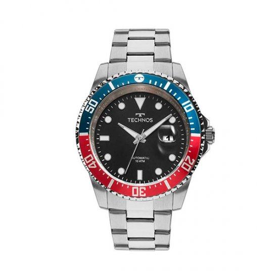 cb238a39932ad Relógio Masculino Technos   Relógio Technos Automático 8205NZ 1P