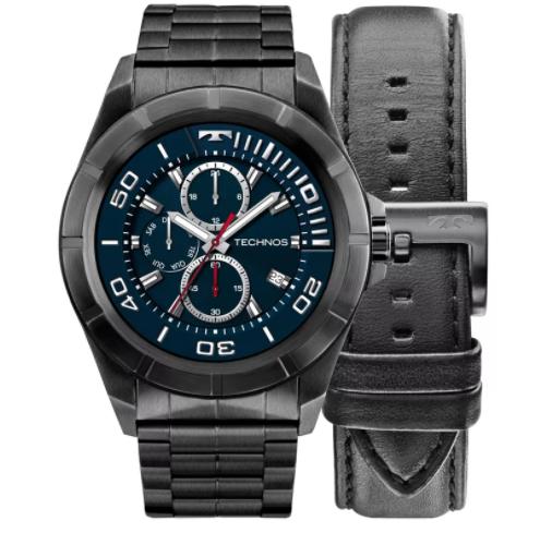 9213fd1b417 Relógio Technos Smartwatch SRAC - 4P