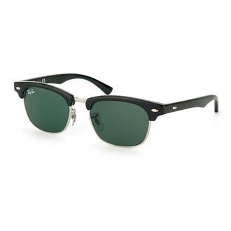 2a8ec0af8008b Óculos de Sol Ray Ban Junior Clubmaster RJ9050S-100 71 45