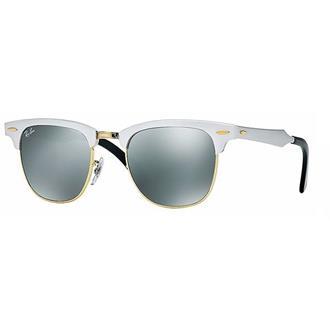Óculos de Sol Ray Ban Clubmaster Aluminum RB3507-137 40 ed70a48fc3