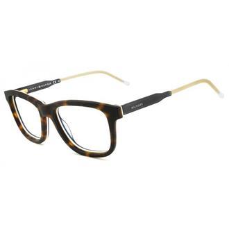 51e0a7536effd Óculos de Grau Tommy Hilfiger TH 1353-K03