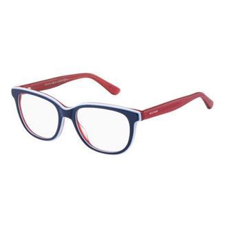 417e1c4643be2 Óculos Tommy Hilfiger   Safira É Para Você