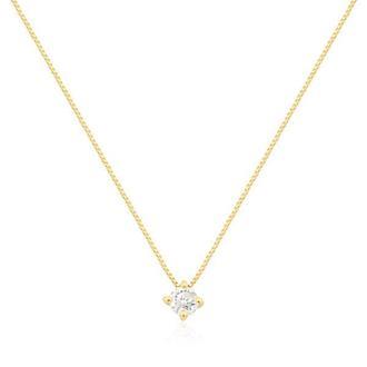 b6f8c775b4e21 Joias - Safira - Feminino - Material  Ouro Amarelo 18K - Pedra  Diamante
