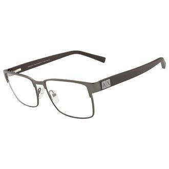 5cc69b8e5d91a Óculos de Grau Masculino Armani Exchange AX1019L-6089