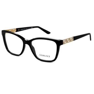 Óculos de Grau Versace VE3192B-GB1 54 2d80260119