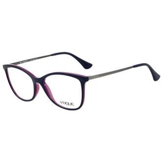 b2c0deb46813e Óculos de Grau Feminino Vogue VO5077L-2454 54