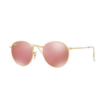 e1f680b9b6eaf Óculos de Sol Ray Ban Round RB3447L-112 Z2