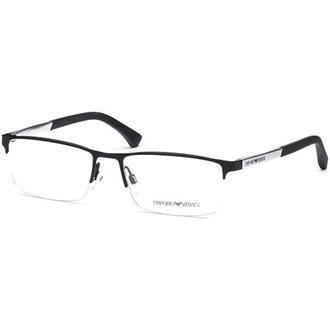 e195986311ff3 Óculos de Grau Emporio Armani EA1041-3094 55