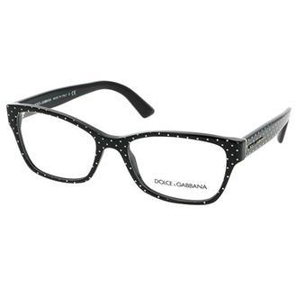 6402b8efd8f80 Óculos de Grau Dolce   Gabbana DG3274-3126 54