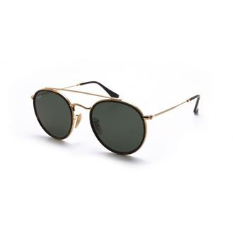 06a3f1f29b255 Óculos de Sol Ray Ban Round Double Bridge RB3647N-001 51