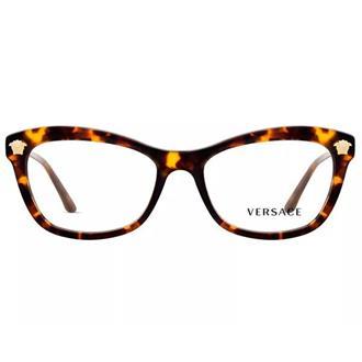 Óculos de Grau Versace VE3224-5148 54 c8b90579d2